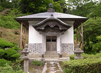 常福寺 経蔵